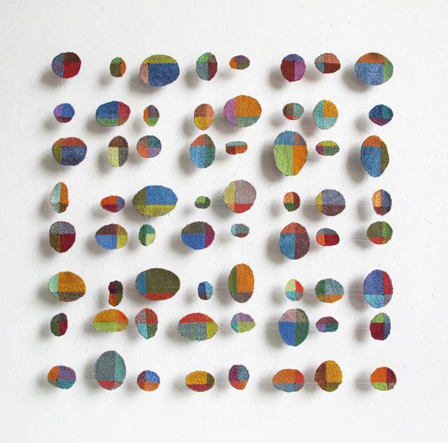 , 'Diamond Dots ,' 2011, Flow Gallery
