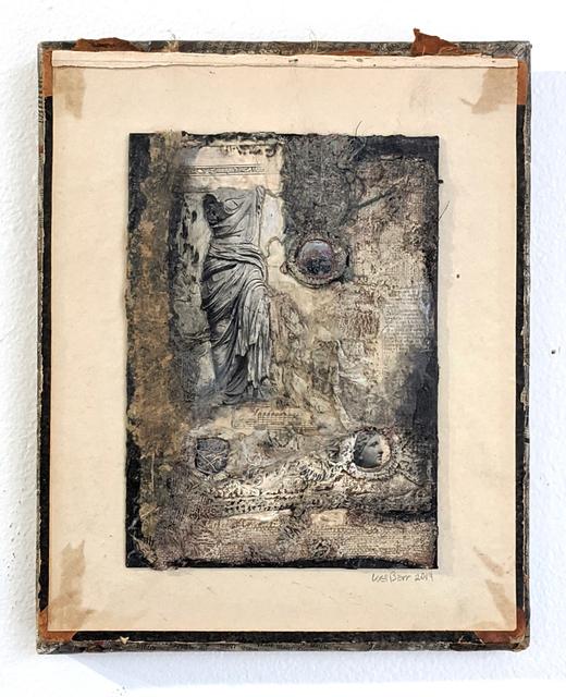 , 'Greek Mirror,' 2019, Emerge Gallery NY