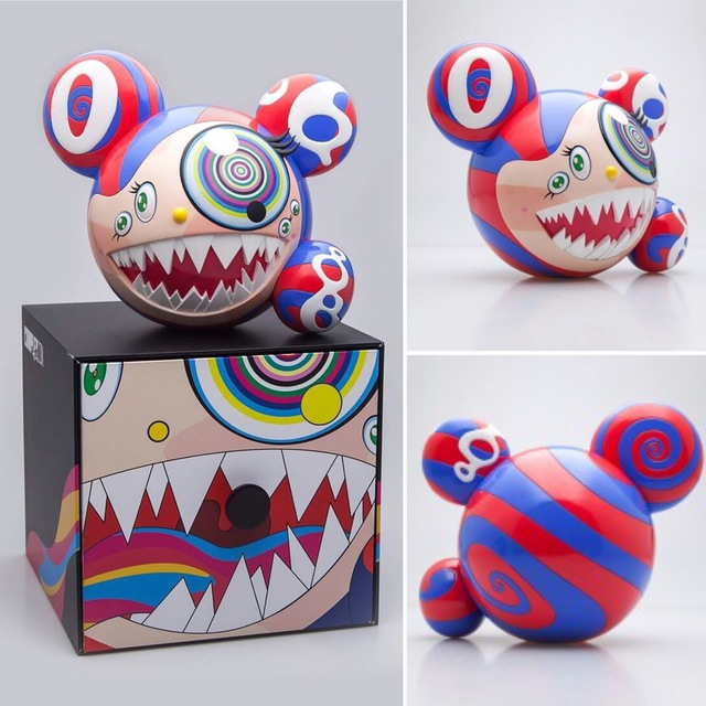 Takashi Murakami, 'Mr DOB Figure By BAIT x SWITCH Collectibles - Original', 2016, Lougher Contemporary
