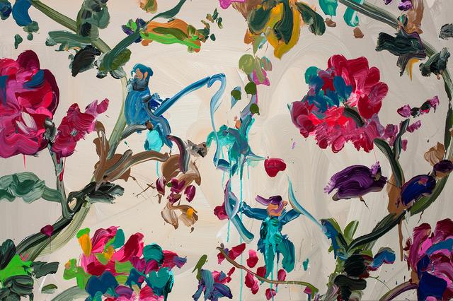, 'Silk 15,' 2016, Galerie Zwart Huis