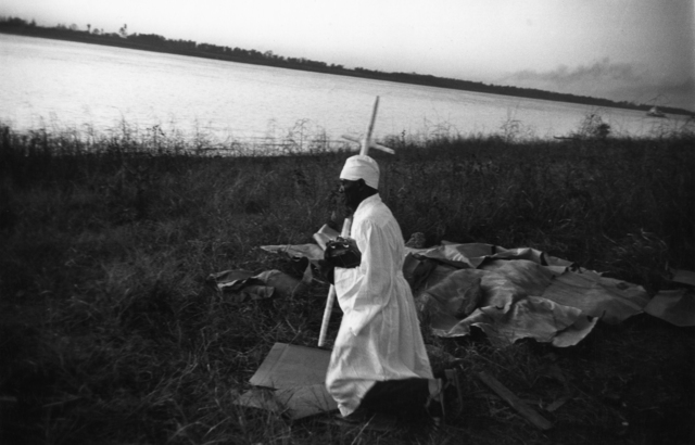 , 'Mississippi River, Baton Rouge, Louisiana,' 1955, Danziger Gallery