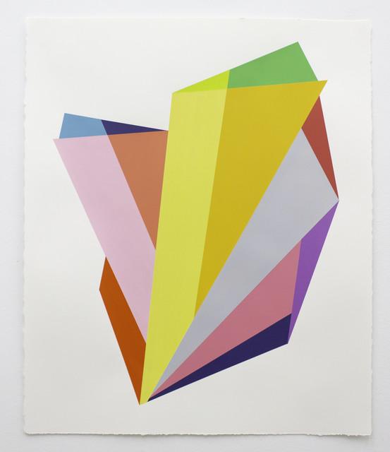 , 'Surge,' 2018, Elizabeth Houston Gallery