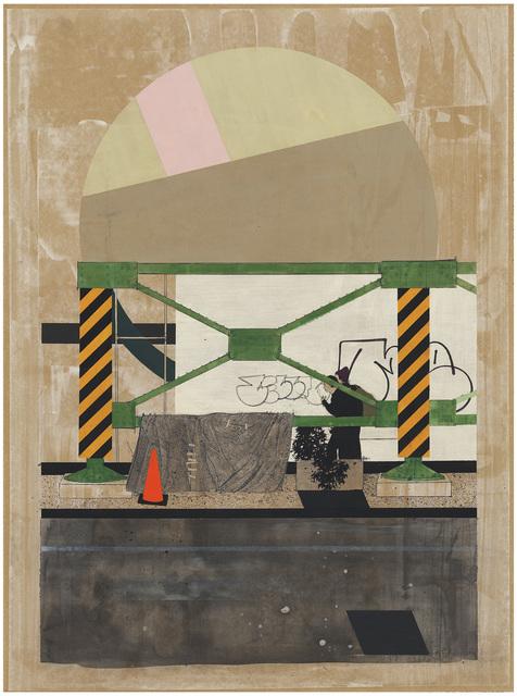 , 'Harajuku Crossing,' 2015, Joshua Liner Gallery
