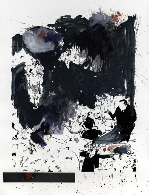 , 'Problems with Predecessor,' 2013-2014, Georg Kargl Fine Arts
