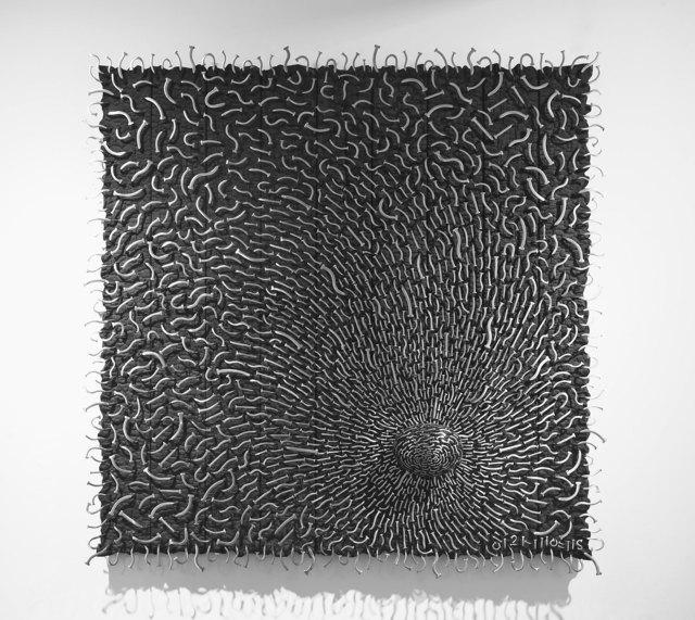 , '0121-1110=115094,' 2015, Albemarle Gallery | Pontone Gallery