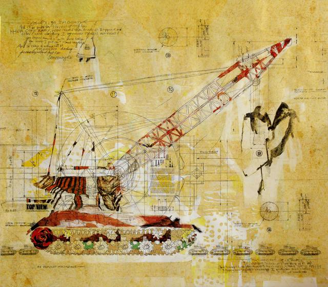 , 'Platform-33.513257,36.295052,' 2014, Meem Gallery