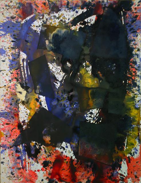 Richard Dempsey, 'Black Mask', ca. 1968, Bill Hodges Gallery