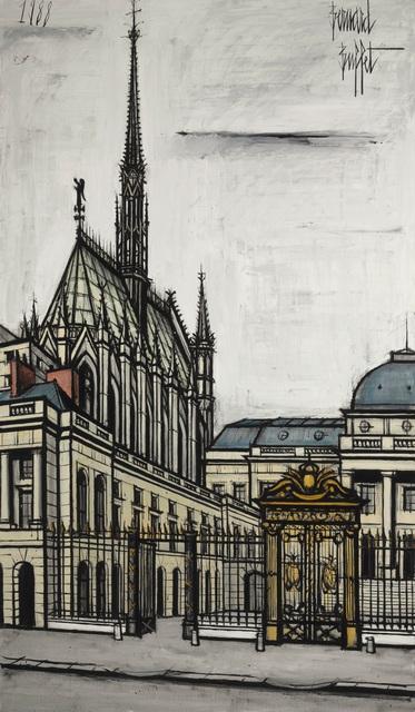 , 'La Sainte-Chapelle,' 1988, Opera Gallery