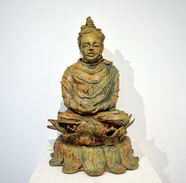 , 'Bodhisattva for Yvonne,' 2013, Carter Burden Gallery