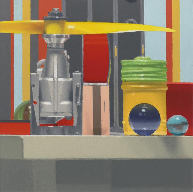 Harold Reddicliffe, 'Engine, Lighter, and Camera', 2017, Gallery NAGA