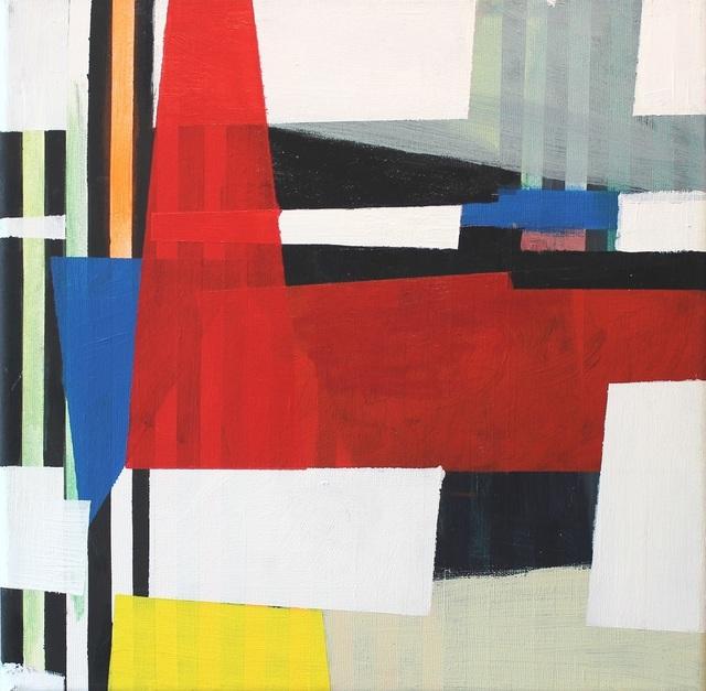 , 'WVV,' 2016, Gallery Katarzyna Napiorkowska   Warsaw & Brussels