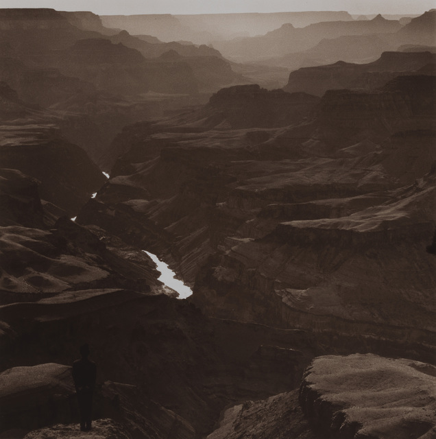 , 'Grand Canyon, Arizona,' 1987, San Francisco Museum of Modern Art (SFMOMA)