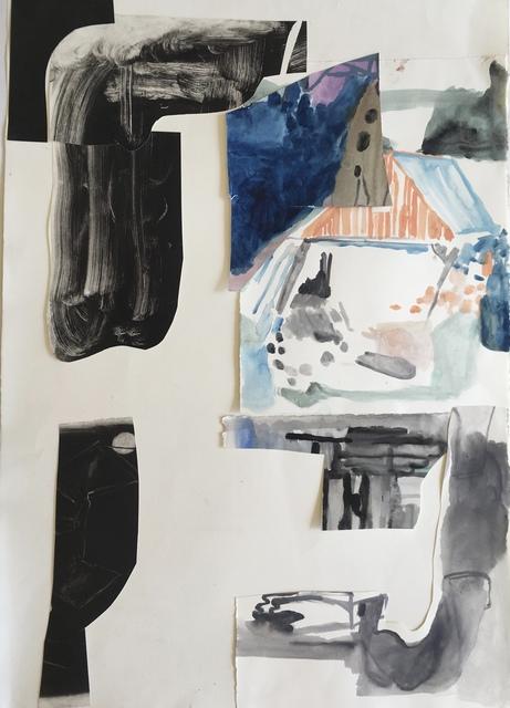 , 'Untitled Collage 3,' 2018, Nicholas Thompson Gallery