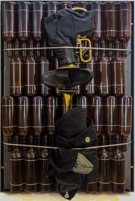 Jannis Kounellis, 'Untitled - Homage To Caravaggio', 2010, Wallector