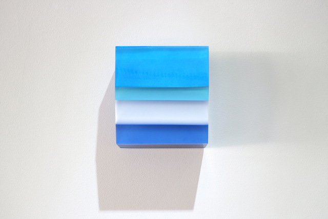 Michelle Benoit, 'Untitled', 2018, Sculpture, Mixed media on hand cut re, bo.lee gallery