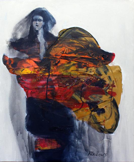 Khalid El-Khani, 'Imagination 2', 2018, Orient Gallery