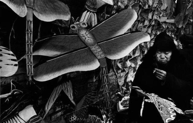 Marc Riboud, 'Kites in Beijing, China.', 1957, Magnum Photos