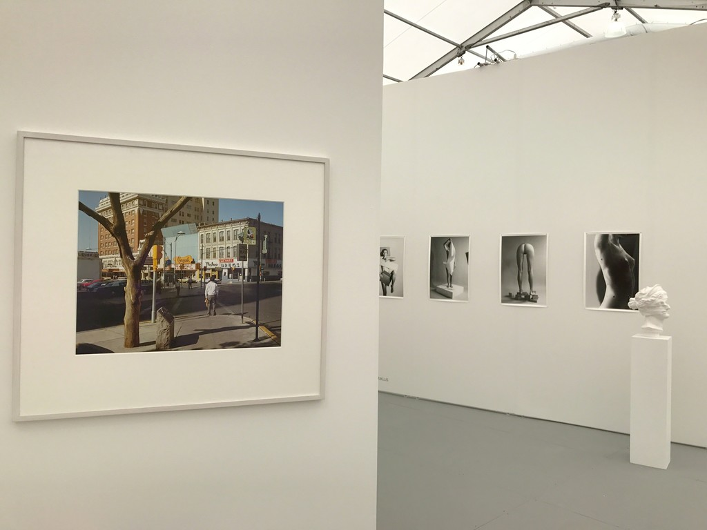 left: Stephen Shore