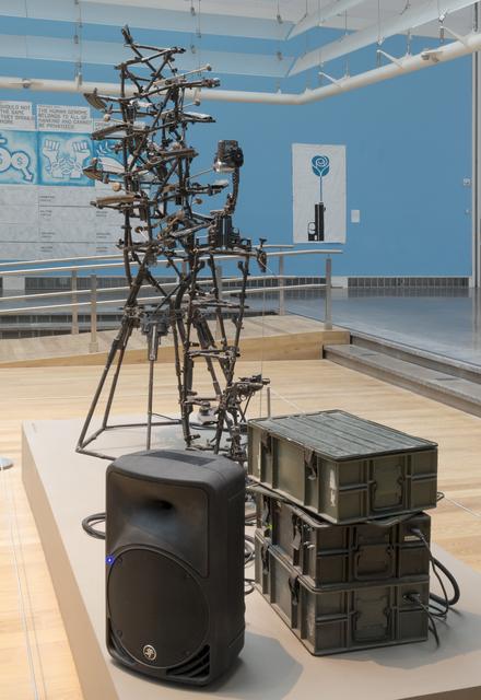 , 'Disarm/Clock,' 2013, Hammer Museum