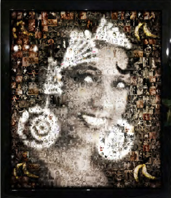 , 'Icon Series - Josephine Baker ,' 2011, The McLoughlin Gallery