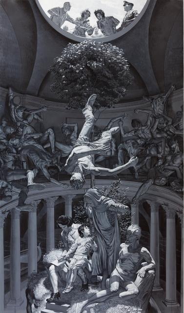, 'Hostia,' 2014, Altro Mondo