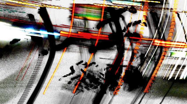 , 'roadway/conversations #6,' , Exhibit No. 9