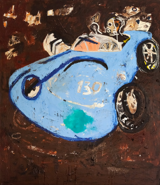 , '130 - 9 / 30 - 55,' 2017, PUBLIC Gallery