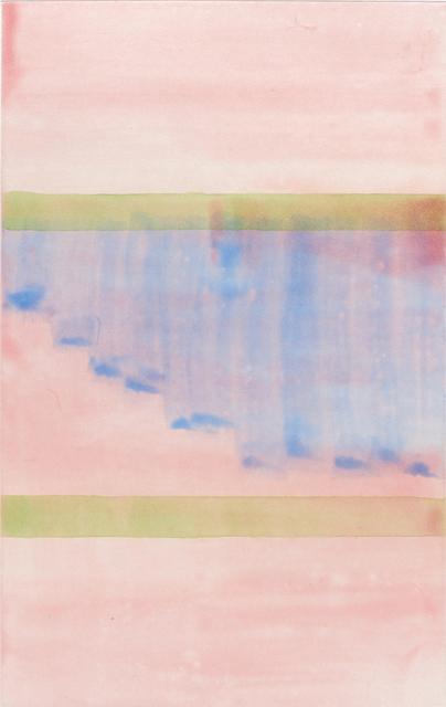 , 'Pale Spring,' 2016, Crown Point Press