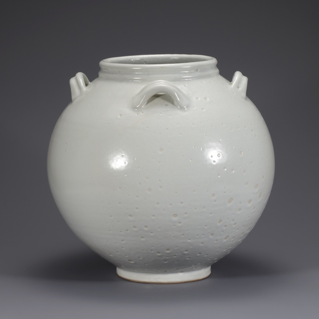 , 'Moon Jar with Four Handles,' , Donghwa Ode Gallery