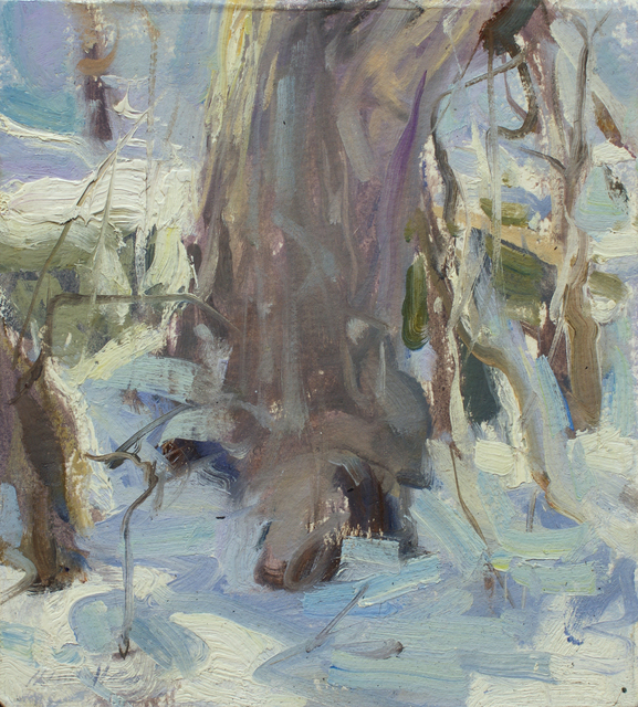 , 'Tree Trunk,' , Gallery 1261