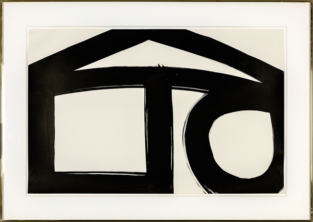 Al Held, '65-A17', 1965, Heather James Gallery Auction