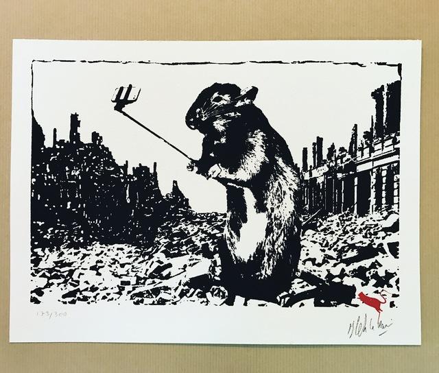 Blek le Rat, 'After The Apocalypse', 2017, Vintage Deluxe