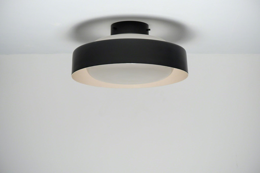 Gino sarfatti ceiling light model 3053 1959 casati gallery