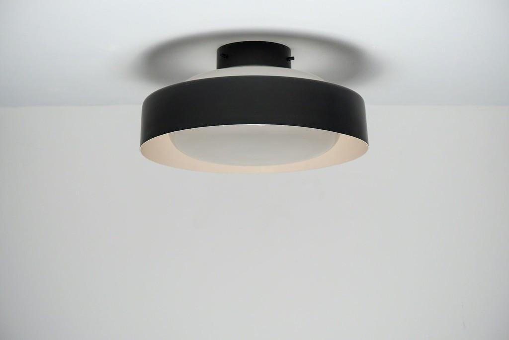 Gino sarfatti ceiling light model 3053 1959 casati gallery