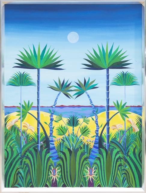 Unknown, 'Geometric Beach', ca. 1980, RoGallery