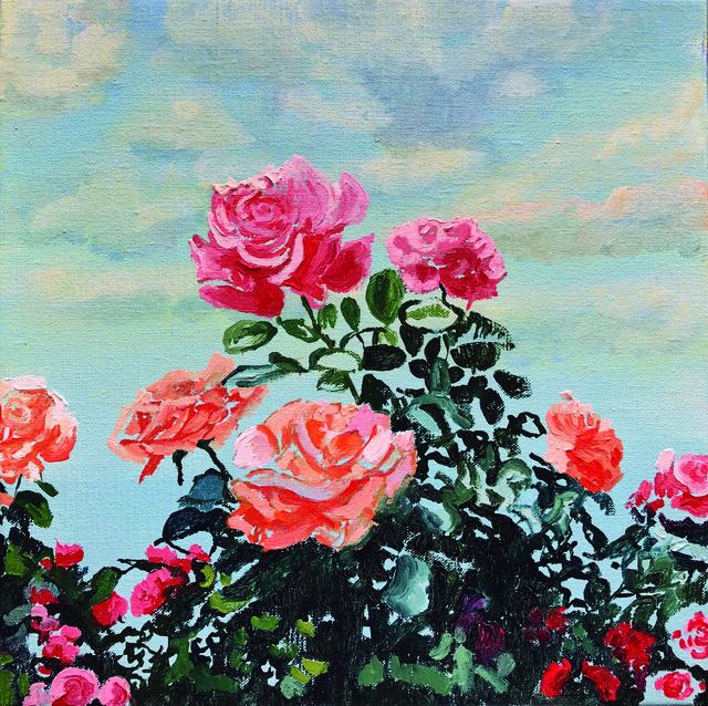 , 'Rosal,' 2018, Victor Lope Arte Contemporaneo