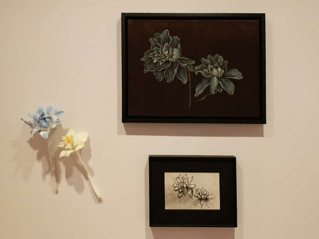 , 'This is still Flower Painting 1911-2011, AG07,' 2012, Alisan Fine Arts