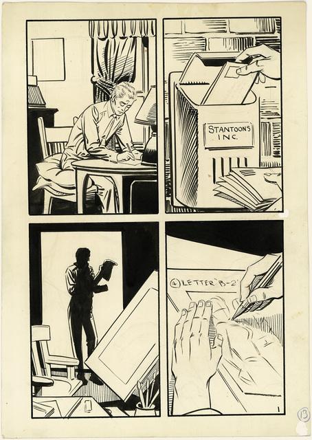 , 'Correspondence Letter B-2, P.1, 1967,' 1967, TASCHEN