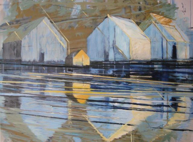 , 'Waterfields Untitled II,' 2015, Cross Mackenzie Gallery
