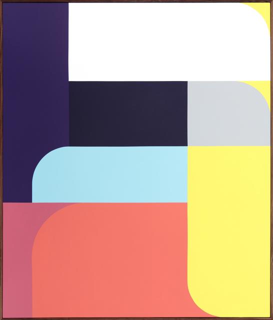, 'Elevation,' 2018, Barnard