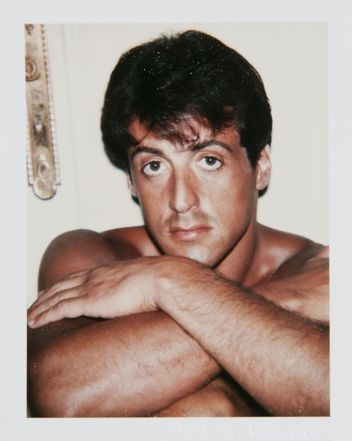 , 'Andy Warhol, Polaroid Portrait of Sylvester Stallone,' 1980, Hedges Projects