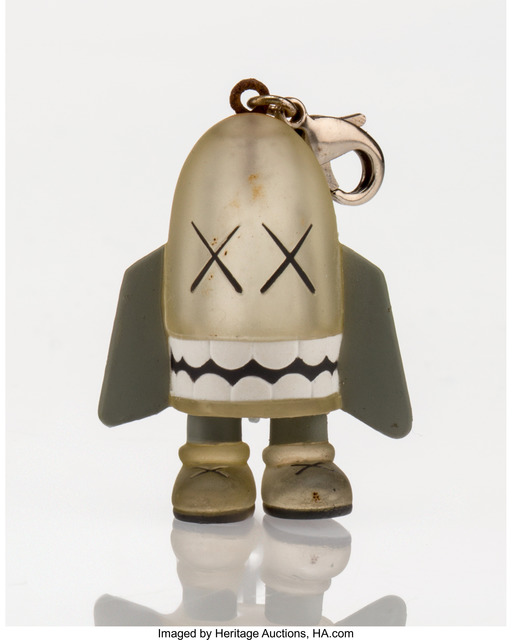 KAWS, 'Blitz Keychain (Grey)', 2011, Heritage Auctions