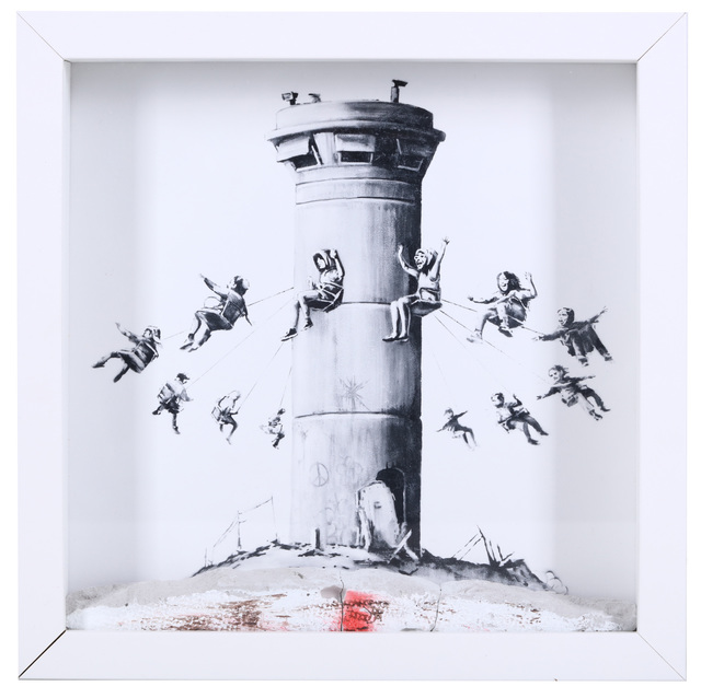 Banksy, 'Walled Off Hotel Box Set', 2017, Chiswick Auctions