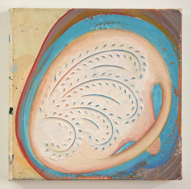 Sharon Horvath, 'Untitled', 2018, Painting, Mixed media on canvas, Pierogi