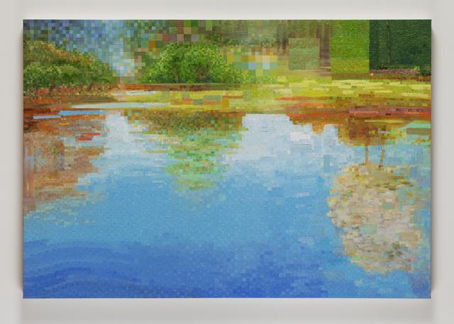 , 'Reflecting,' , Craig Krull Gallery