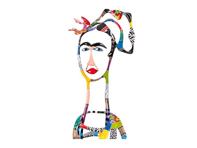, 'Frida and A Red Bow (Frida Kahlo),' 2013, Eden Fine Art