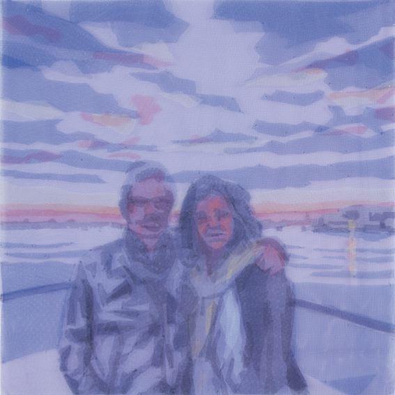 , 'Imagefall no:8,' 2014, C24 Gallery
