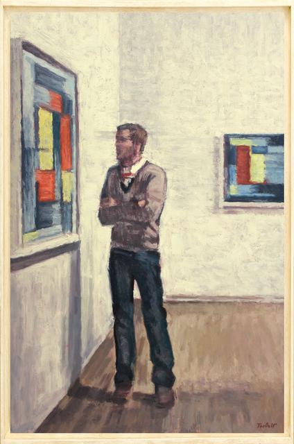 , 'Exposition Mondrian, Comparaison,' 2014, Galerie Art Jingle