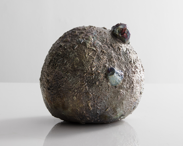 , 'Moon Rock in ceramic with a raku glaze. Designed and made by Kelly Lamb, Los Angeles, CA, 2016.,' 2016, R & Company