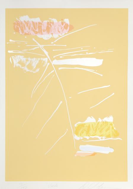 Dan Christensen, 'Veeda', 1979, Print, Screenprint, RoGallery
